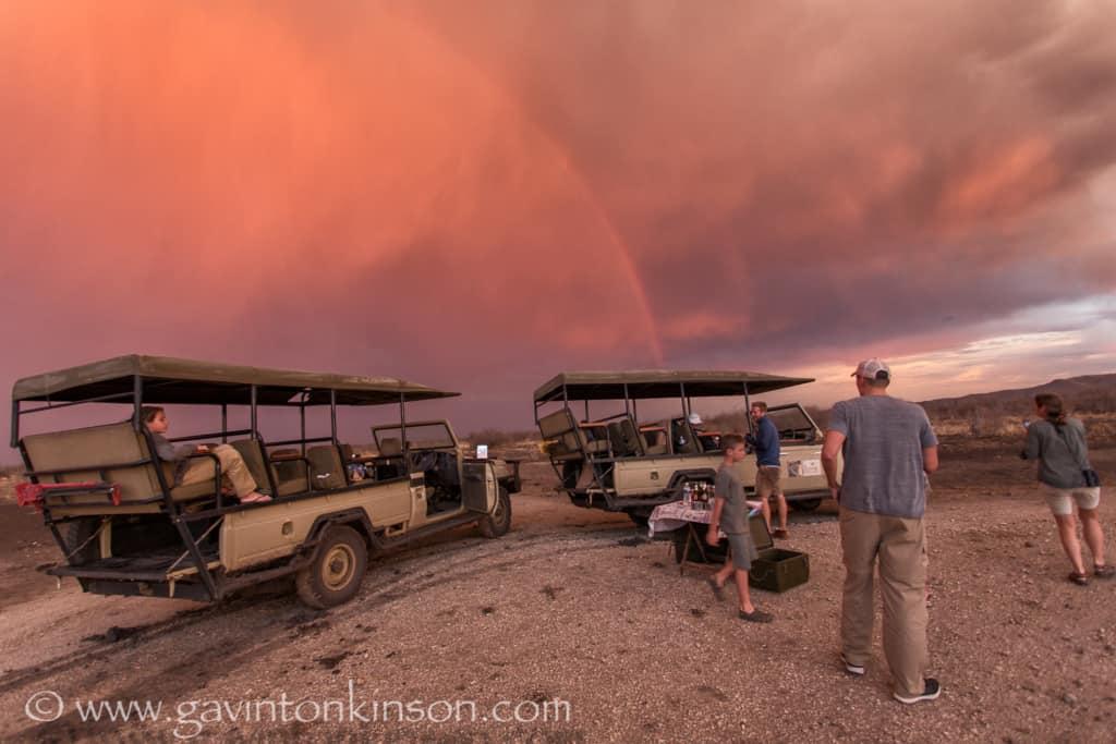safari packlist
